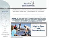 tulare county office of education website